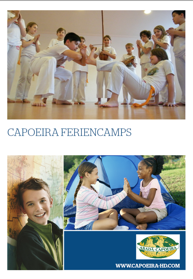Capoeira Feriencamps